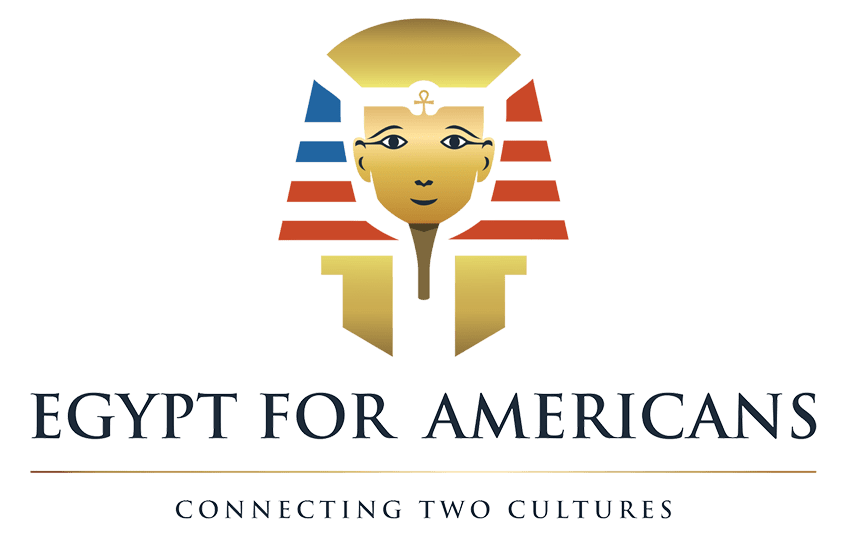 Egypt For Americans Logo - Connecting Two Cultures
