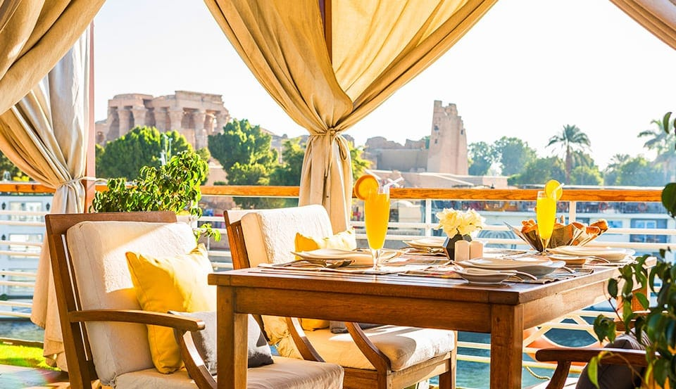 Nile Cruise, Luxor and Aswan, Egypt