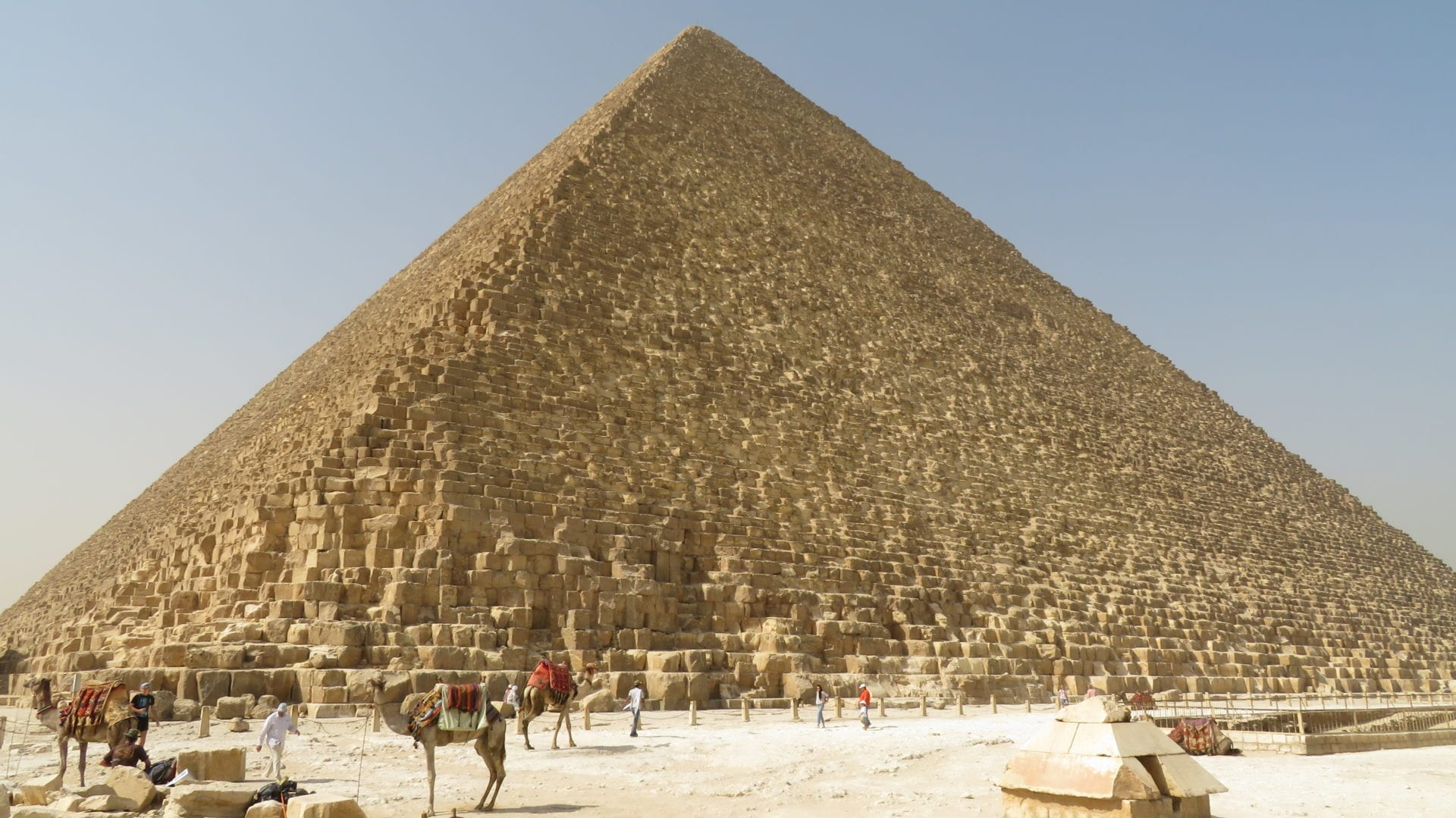 Giza Pyramids, Egypt, Egypt Enchants, 8 Days in Egypt