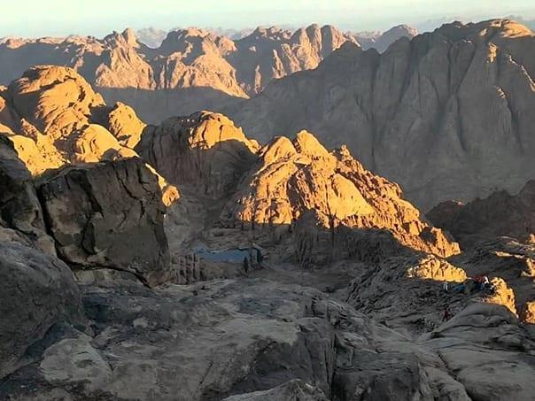 Moses Mountain, Saint Catherine Monastery, Sinai, Egypt