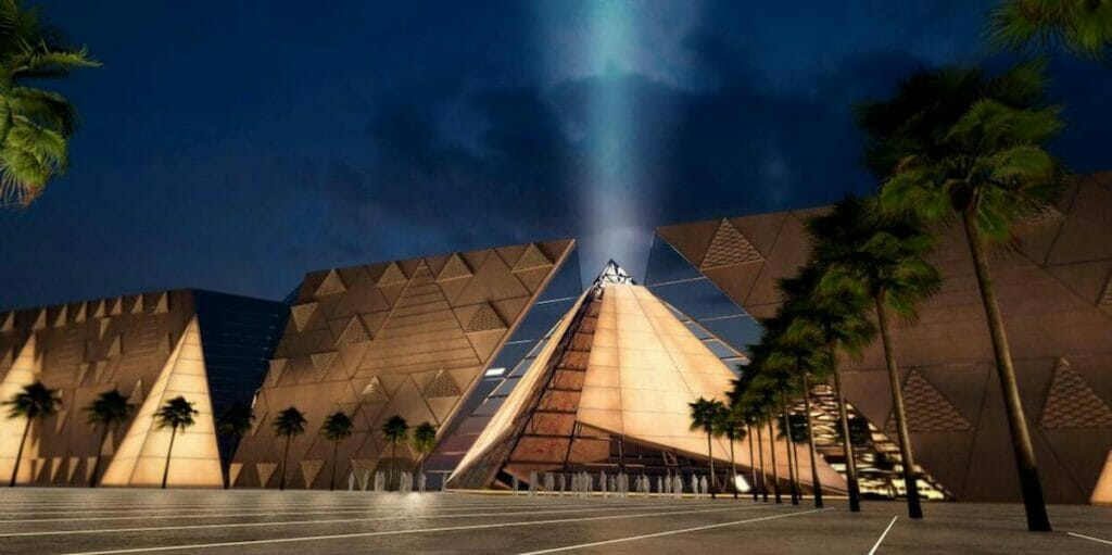 The Grand Egyptian Museum-The GEM- The Largest Archaeological Museum in the World- Egypt New Museum- The GEM 2020