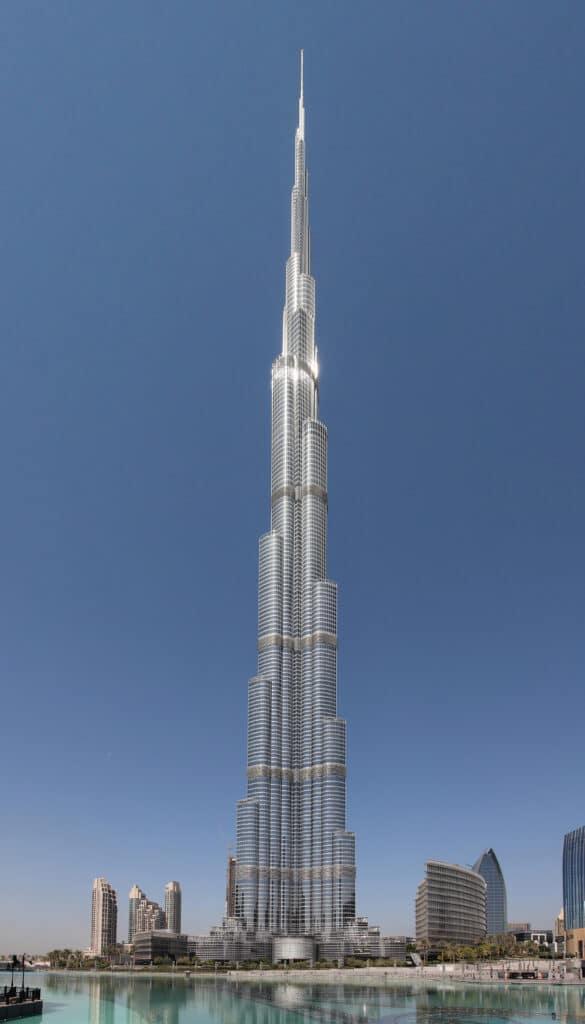 Burj Khalifa-Dubai-The World Tallest Building-Must Visit in Dubai-Must See in Dubai-Dubai Tours and Attractions