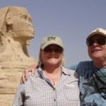 Egypt For Americans, Giza Pyramids, Cairo, Egypt